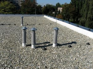 Gravel Roof Example